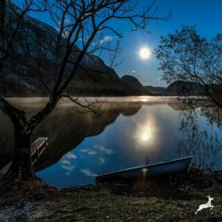 The moon is magic for the soul. Have you ever gone for a full moon walk?⁠ #deželazlatoroga #zlatorogvillage #fullmoon⁠ -- ⁠ #allyeararound #fun #family #instatravel #holidays #kids #travelling #winterholiday #vacation #travelphotography #alps #bohinj #lakebohinj #amazingnature #ifeelsLOVEnia #myway #winterinbohinj #naturelovers #triglavnationalpark #hribovc #loveslovenia #hikingslovenia #geoslo #staywithus #bohinjskojezero #exploreslovenia #fullmoonwalk